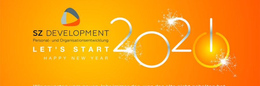 Ein gutes Neues Jahr – wir freuen uns auf Sie!